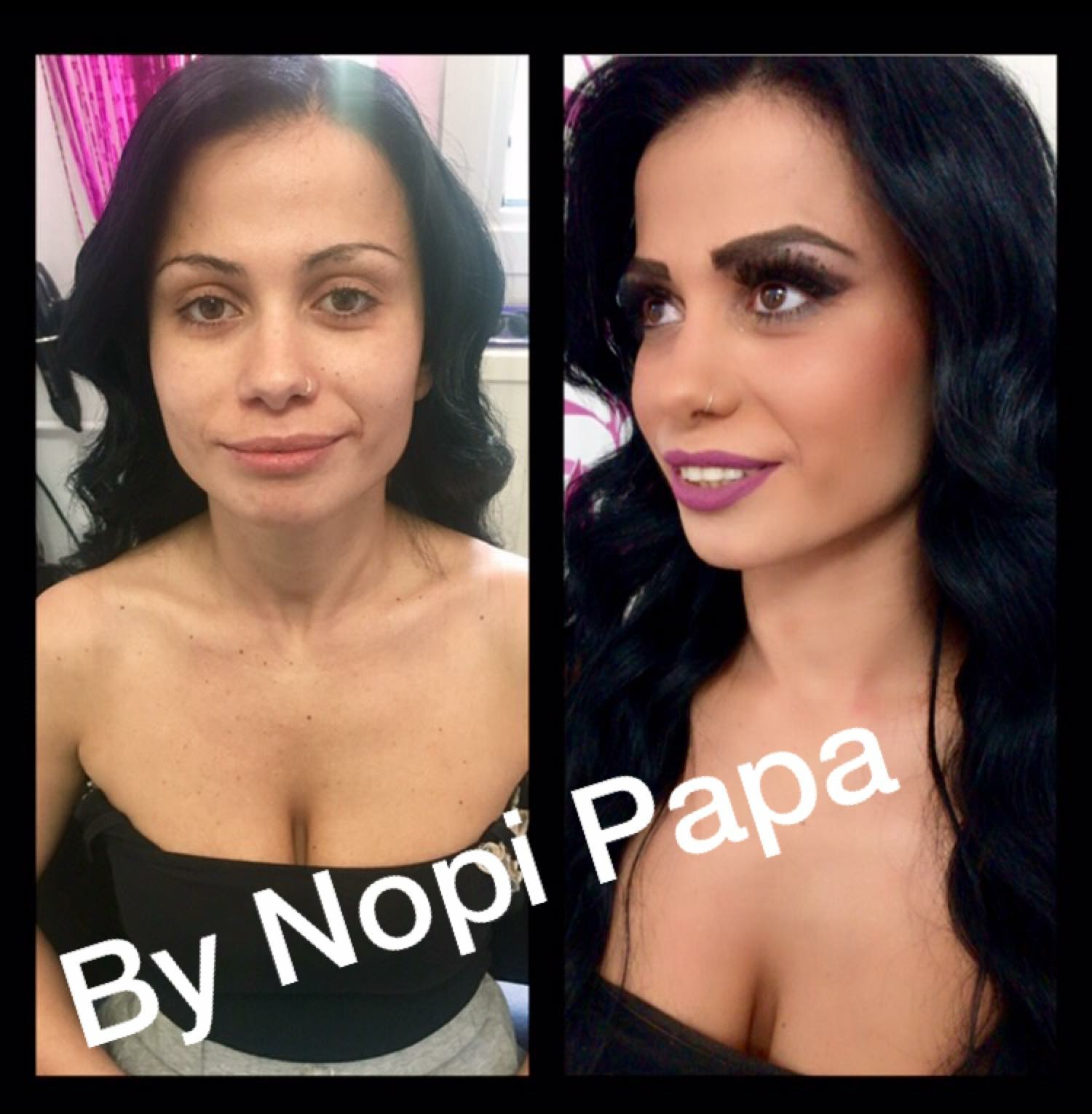 Queen beauty hair-makeup - Nopi Papa , Make up artist, Hair styling,