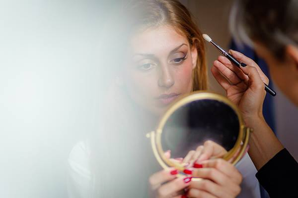 Joanna stella papathanasiou - Joanna Papathanasiou, Make up artist