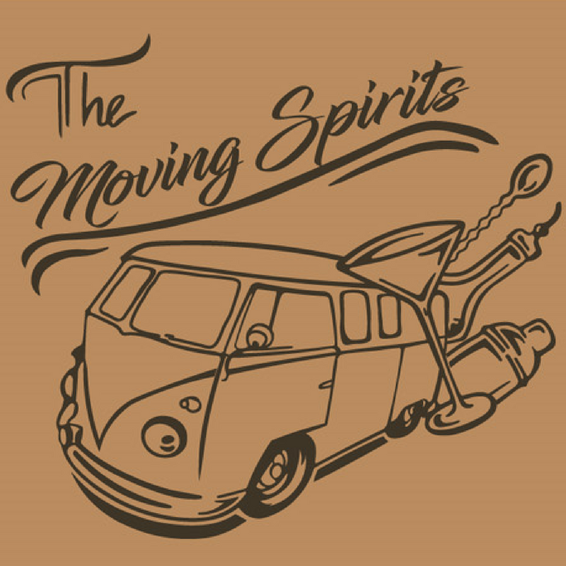 The Moving Spirits - Φρόσω Παπαζήση, Bar Catering